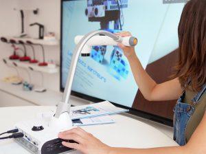 Visualiseur de documents : comment équiper sa salle de classe?